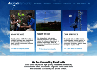 airjaldi.net screenshot
