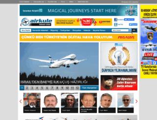 airkule.com screenshot
