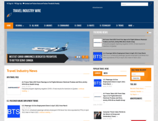 airlinenewsresource.com screenshot