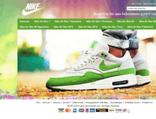 airmaxbeide.com screenshot