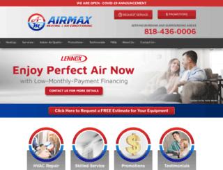 airmaxexperts.com screenshot