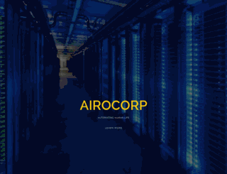 airocorp.com screenshot