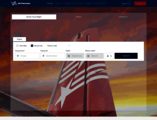 airpanama.com screenshot