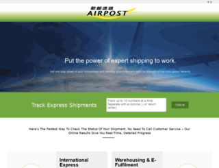 airpost.cc screenshot