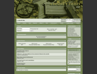 airsoftohio.com screenshot