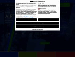 airtec.aero screenshot