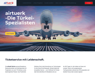 airtuerk.de screenshot