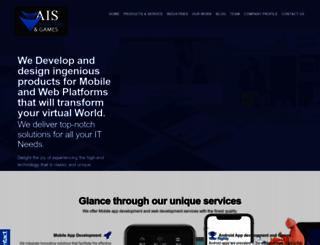 aismobileapps.com screenshot