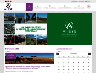 aisse.com screenshot