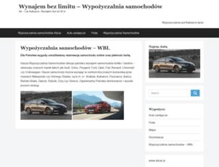 aitcar.pl screenshot