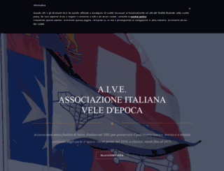 aive-yachts.org screenshot