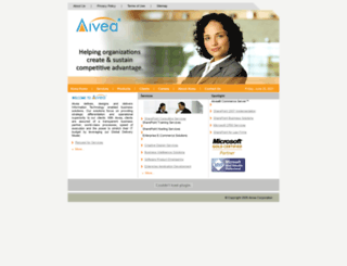 aivea.com screenshot