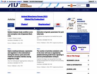ajas.info screenshot
