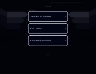 ajda.cz screenshot