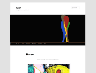 ajith.com screenshot