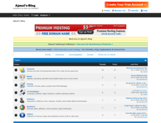 ajmalworld.com screenshot