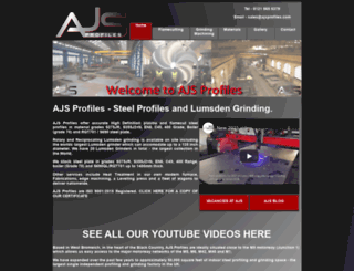 ajsprofiles.com screenshot