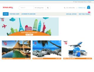 ajuntravel.com screenshot
