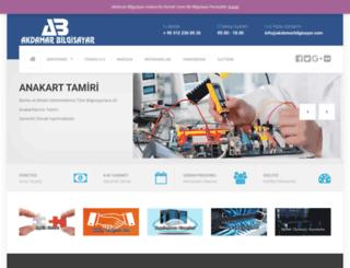 akdamarbilgisayar.com screenshot