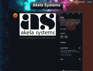 akelasystems.com screenshot