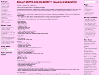 akhwat.web.id screenshot