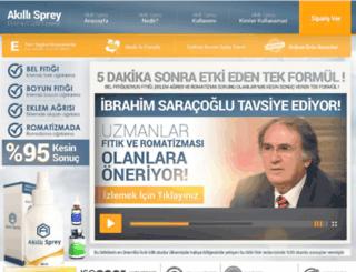 akillispreysatisi.com screenshot