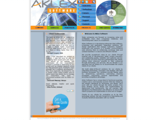 aklex.com screenshot