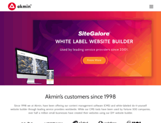 akmin.com screenshot