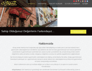 aksasemlak.com screenshot