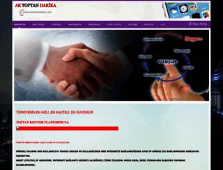 aktoptandakika.com screenshot
