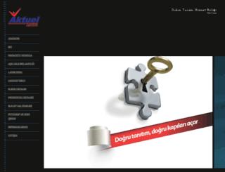 aktuelmarmaris.com screenshot