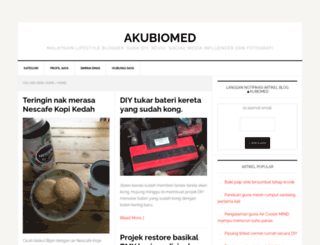 akubiomed.com screenshot