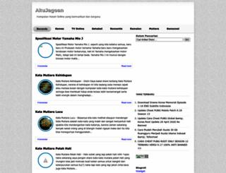 akujagoan.blogspot.com screenshot