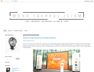 akumohdfakhrulislam.blogspot.com screenshot