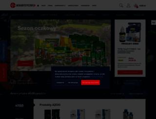 akwarystyczny24.pl screenshot