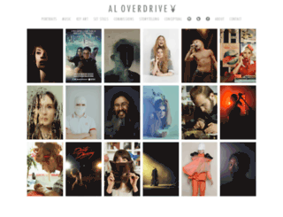 al-overdrive.com screenshot