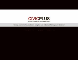 al-shelbycountytourism.civicplus.com screenshot