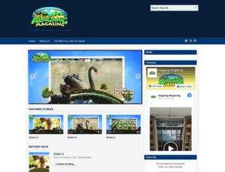 alagangmagaling.com screenshot
