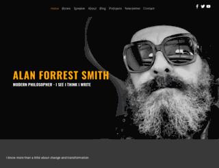 alanforrestsmith.com screenshot