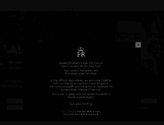 alanmak.org.uk screenshot