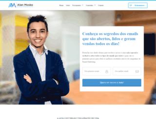 alanmosko.com.br screenshot