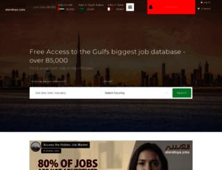 alarabiya.com screenshot