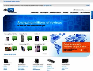 alatest.com screenshot