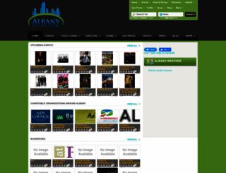 albanylocal.com screenshot