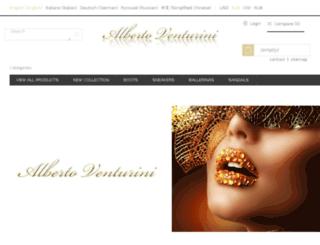 alberto-venturini.com screenshot