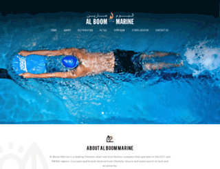 alboommarine.com screenshot