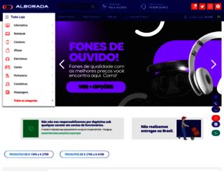 alboradainfo.com screenshot