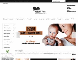 albumyfoto.pl screenshot