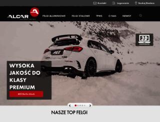 alcar.pl screenshot