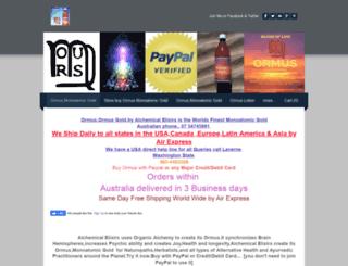 alchemicalelixirs.com screenshot